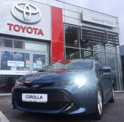 Toyota Corolla TS 1.2 Prestige - Comfort