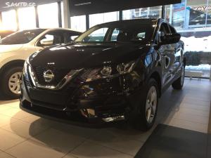 Nissan Qashqai 1,3 DIG-T 140k Acenta