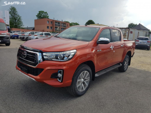 Toyota Hilux Adventure DC 2.4D-4D 150k AT6
