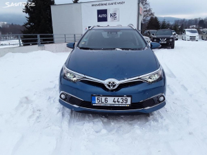 Toyota Auris TS Executive,