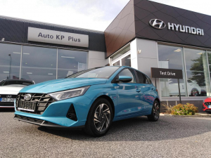 Hyundai i20 1,2 84k Smart + Climate + TT