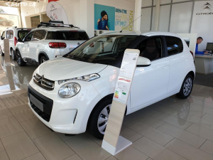 Citroën C1 FEEL 1.0 VTI 72 k