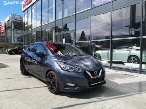 Nissan Micra 1,0 IG-T 117k N-Sport + LED