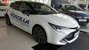Toyota Corolla HB 1,2 Turbo Selection