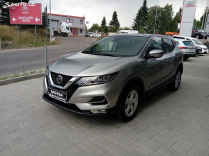 Nissan Qashqai 1,3DIG-T 140k Acenta+Technolog