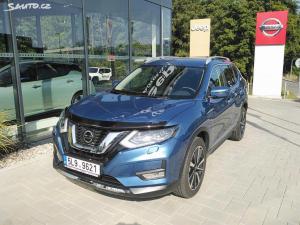 Nissan X-Trail 1,7 dCi 4x4 N-Connecta+Premium