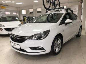 Opel Astra hatchback Enjoy 1.4 Turbo