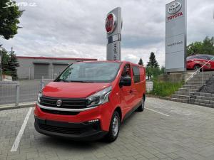Fiat Talento CREW CAB L2 6 míst 2,0 120k