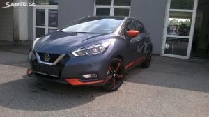Nissan Micra 0,9 IG-T Tekna + LED + AVM