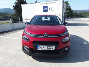 Citroën C3 Feel 1,2 PureT