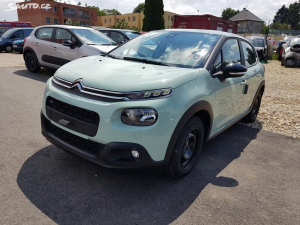 Citroën C3 1.2PT FEEL 110k EAT6