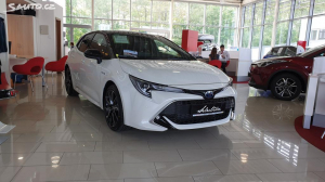 Toyota Corolla HB 1,8 Hybrid Selection