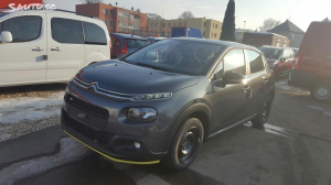 Citroën C3 1.2PT FEEL 68k