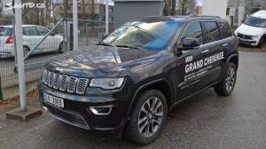 Jeep Grand Cherokee 3.0 V6 CRD 250K OVERLAND 4WD