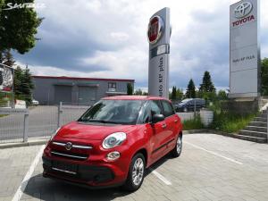 Fiat 500L 1,4 16V 95k URBAN 5 míst