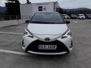 Toyota Yaris Selection Smart