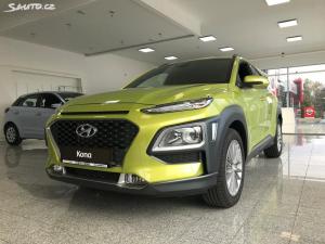 Hyundai Kona 1,0 T-GDI Style + Traveller