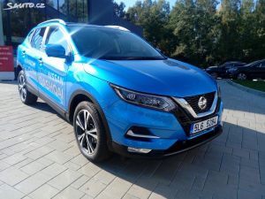Nissan Qashqai 1,5 dCi N-Connecta+Look+Cold P