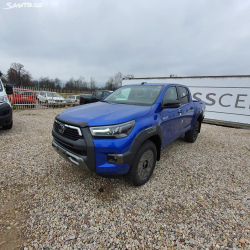 Toyota Hilux DC Invisible 2.8D-4D 204k AT6