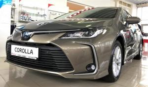 Toyota Corolla sedan 1.8 Comfort Tech