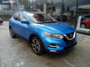 Nissan Qashqai 1,7 dCi 4x4 N-Connecta + Look