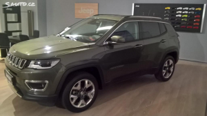 Jeep Compass 1.4MAIR 170k 4WD LIMITED