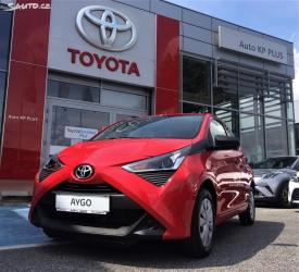 Toyota Aygo 1.0 EXTRA EDITION