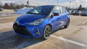 Toyota Yaris 1.5i Selection