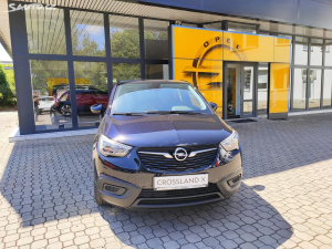 Opel Crossland X SMILE 1,2 60 kW MT-5