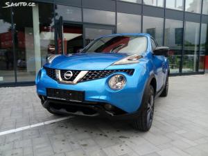 Nissan Juke 1,6l 112k Tekna
