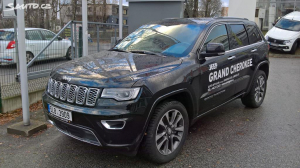 Jeep Grand Cherokee 3.0 V6 CRD 250K OVERLAND 4WD