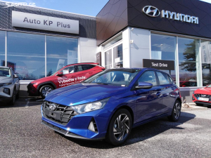Hyundai i20 1,2 84k Comfort Club + 16