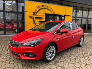Opel Astra Elegance 1,2 T 96 kW