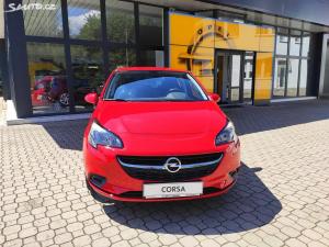 Opel Corsa SMILE  1,4  66 kW MT-5