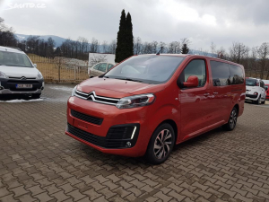 Citroën SpaceTourer Business Lounge XL 2.0HDi 150k