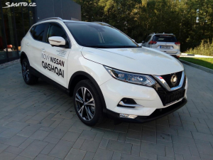 Nissan Qashqai NOVÉ 1,3DIG-T 103kW N-Connecta
