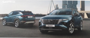 Hyundai Tucson NOVÝ MODEL 1,6 T-GDI 4x2 Start