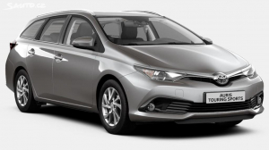 Toyota Auris kombi 1,6i Classic VÝPRODEJ