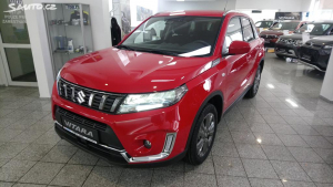 Suzuki Vitara 1,4 B  HYBRID Premium