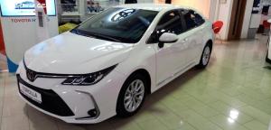 Toyota Corolla sedan 1.6 Comfort Tech