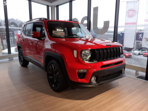 Jeep Renegade NIGHT EAGLE 1,0 TURBO 120k