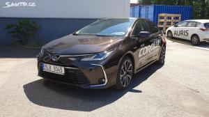 Toyota Corolla sedan Executive VIP 1,8 Hybrid