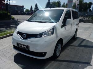 Nissan NV200 Evalia 1,5dCi 81kW Acenta Prem