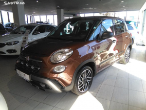 Fiat 500L CITY CROSS 1,4 95k