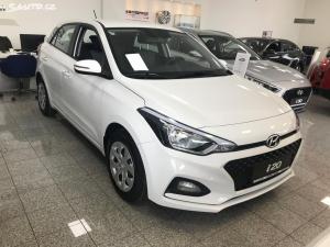 Hyundai i20 1,2i 75k Comfort + Club