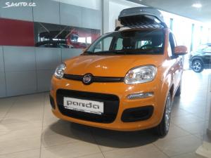 Fiat Panda PLUS 1,2 69k