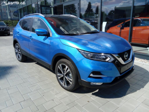 Nissan Qashqai 1,3DIG-T N-Connecta AT