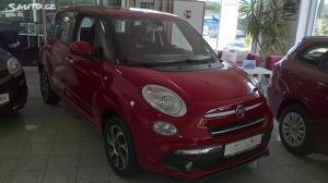 Fiat 500L 1.4 95k Plus