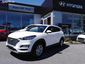 Hyundai Tucson 1,6 CRDi 115k Adventure