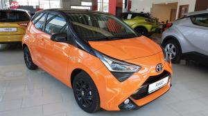 Toyota Aygo 1,0i Selection - PŘEDVÁDĚCÍ